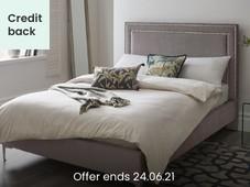 Bedroom Credit Back