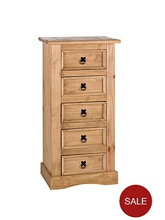corona-5-drawer-tallboy