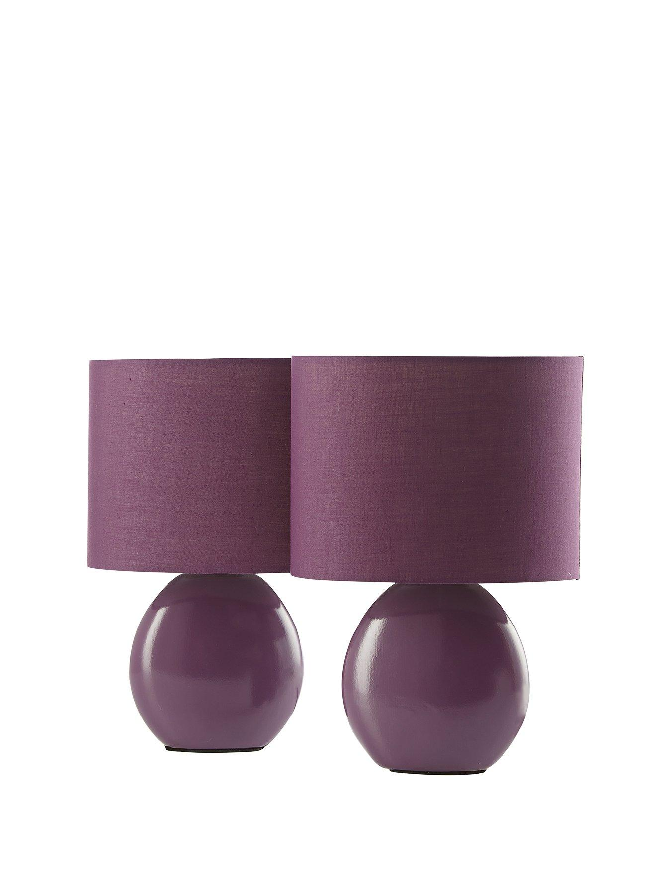 Purple Bedroom Lamps Purple Lamps Uk Extra Large Drum Lamp Shades Uk Lamps Cool Mini
