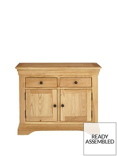 luxe-collection---constance-oak-ready-assembled-compact-sideboard