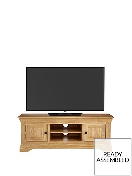 ideal-home-constance-ready-assembled-solid-oak-large-tv-unit-fits-up-to-56-inch-tv