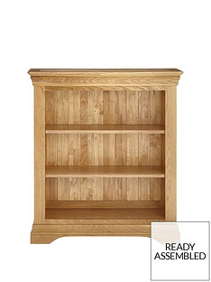 luxe-collection-luxe-collection-constance-oak-ready-assembled-bookcase