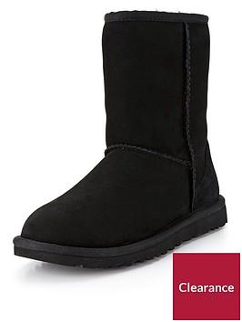 ugg-classic-short-boots-black