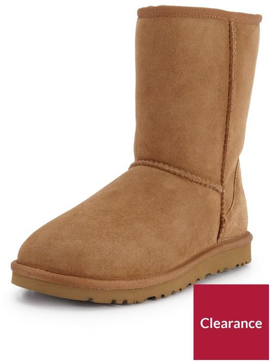 ugg boots chestnut short uk