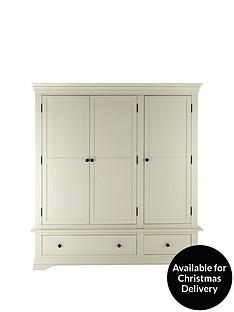 ideal-home-constance-oak-3-door-2-drawer-wardrobe