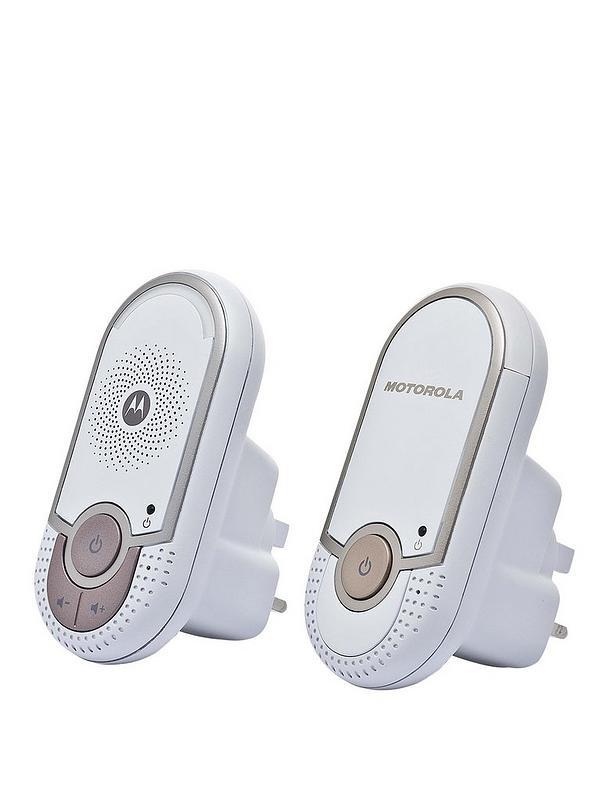 Brand New Motorola MBP8 Digital Audio Baby Monitor With Night Light SAMEDAY SHIP
