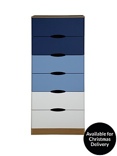 ladybird-harley-kids-chest-of-6-drawers