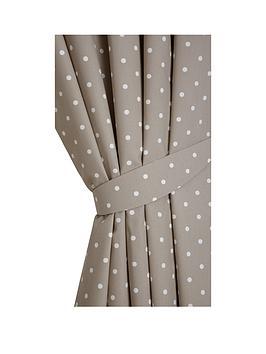 Photo of Dotty tie-backs -pair-