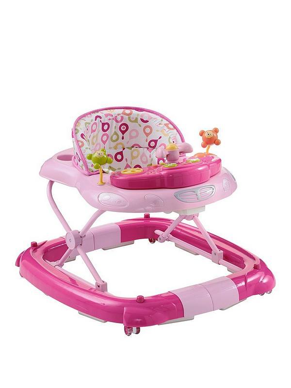 Pink. My Child Walk N Rock Baby Walker