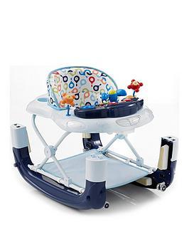 My Child Walk 'N' Rock Baby Walker - Blue