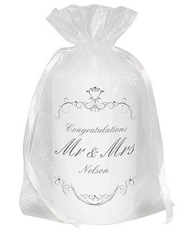 personalised-wedding-candle