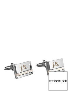 love-pearl-personalised-pearl-stone-cufflinks