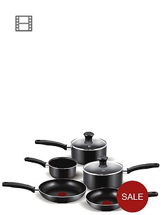 tefal-delight-5-piece-pan-set-black