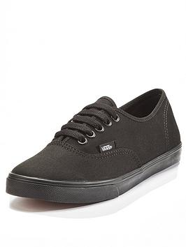 Vans Authentic Lo Pro Plimsolls