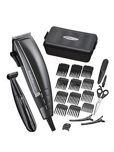 BaByliss For Men 7447BU Power Glide Pro Clipper Set