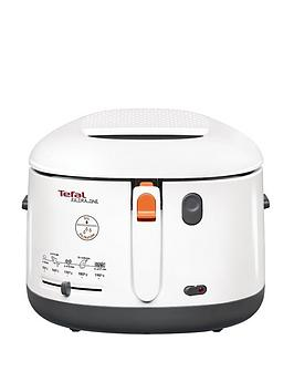 Tefal Ff162140 Filtra One Deep Fryer, 1.2Kg Capacity, 1900W, Exclusive Oil Filter -White