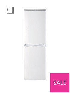 Hotpoint First Edition HBD5517W 50/50 Fridge Freezer A+ Energy Rating - White Best Price, Cheapest Prices
