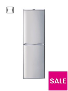 hotpoint-first-edition-rfaa52s-55cm-fridge-freezer-silverbr-a-energy-rating