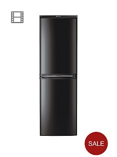 Hotpoint First Edition RFAA52K 50/50Fridge Freezer - BlackA+ Energy Rating