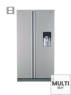 samsung-rsa1rtmg1xeu-american-style-frost-free-fridge-freezer-with-non-plumbed-water-dispensernbsp--grey