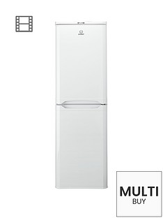 indesit-caa55-55cm-fridge-freezer-whitebr-a-energy-rating