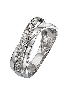 love-diamond-9-carat-white-gold-8-point-diamond-crossover-band-ring