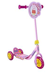 Peppa Pig My First Tri-Scooter