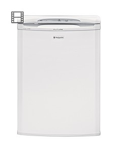 Hotpoint RZA36P 60cm Under Counter Freezer - White