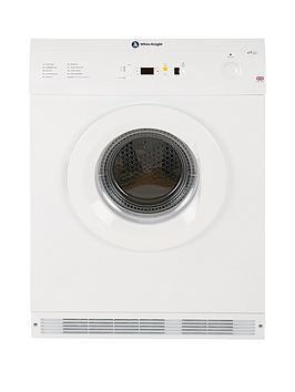white-knight-c86a7w-7kg-load-vented-sensor-tumble-dryer-whitenbsp