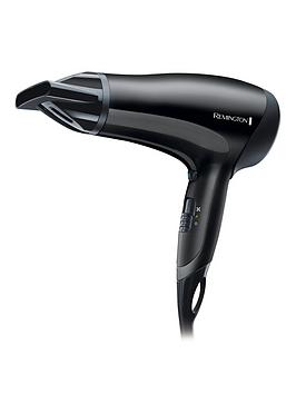 Remington D3010 Power Dry 2000-Watt Hairdryer - With Free Extended Guarantee*