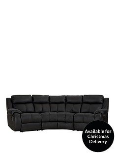 carlo-leatherfaux-leather-recliner-corner-group