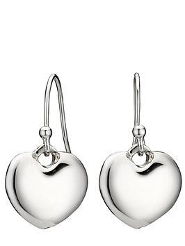 fiorelli-heart-earrings