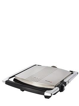 Breville VST026 4 Portion Sandwich Press - Stainless Steel