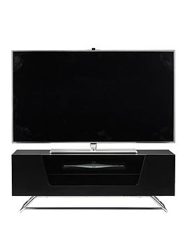 alphason-chromium-tv-stand-fits-up-to-50-inch-tv-black
