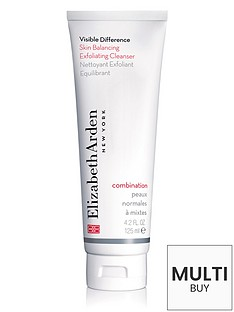 elizabeth-arden-visible-difference-skin-balancing-exfoliating-cleanser-125mlnbspamp-free-elizabeth-arden-i-heart-eight-hour-limited-edition-lip-palette