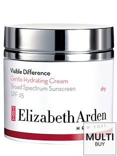 elizabeth-arden-visible-difference-gentle-hydrating-cream-spf15-50mlnbspamp-free-elizabeth-arden-i-heart-eight-hour-limited-edition-lip-palette