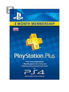 playstation-4-plus-card-90-days