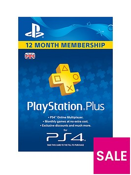 playstation-4-plus-subscription-1-year-365-days
