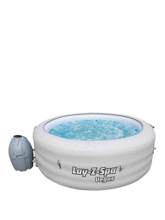 Populära Lay-Z-Spa Vegas Pool Hot Tub | very.co.uk WO-56