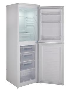 Candy CSC1745WE 55cm Fridge Freezer - White