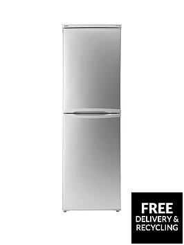 candy-csc1745senbsp55cm-fridge-freezer-silver