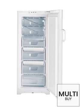 indesit-uiaa10-60cm-tall-freezer-white