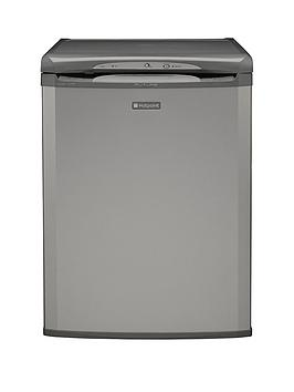 Hotpoint Fza36G 60Cm Frost Free Under Counter Freezer - Graphite