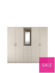 peru-4-door-4-drawer-combi-fitment-wardrobe