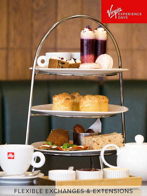 c2904ef25ee5 Virgin Experience Days Traditional Afternoon Tea for Two in a Choice of 62  Locations