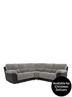 sienna-fabricfaux-leather-recliner-corner-group-sofa
