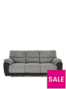sienna-fabricfauxnbspleather-3-seaternbsprecliner-sofa