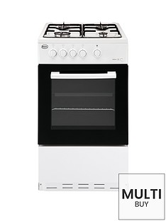 swan-sx1031w-50cm-single-oven-gas-cooker-white