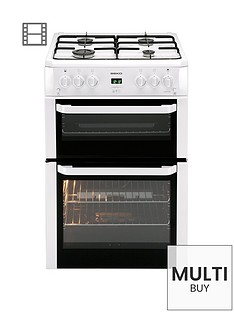 beko-bdvg694wp-60cm-gas-cooker-with-connection-whitenbsp