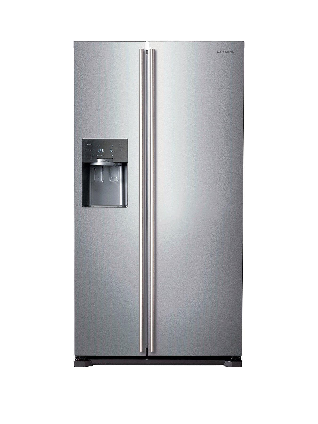 samsung frostfree fridge freezer with twin cooling plus system silver
